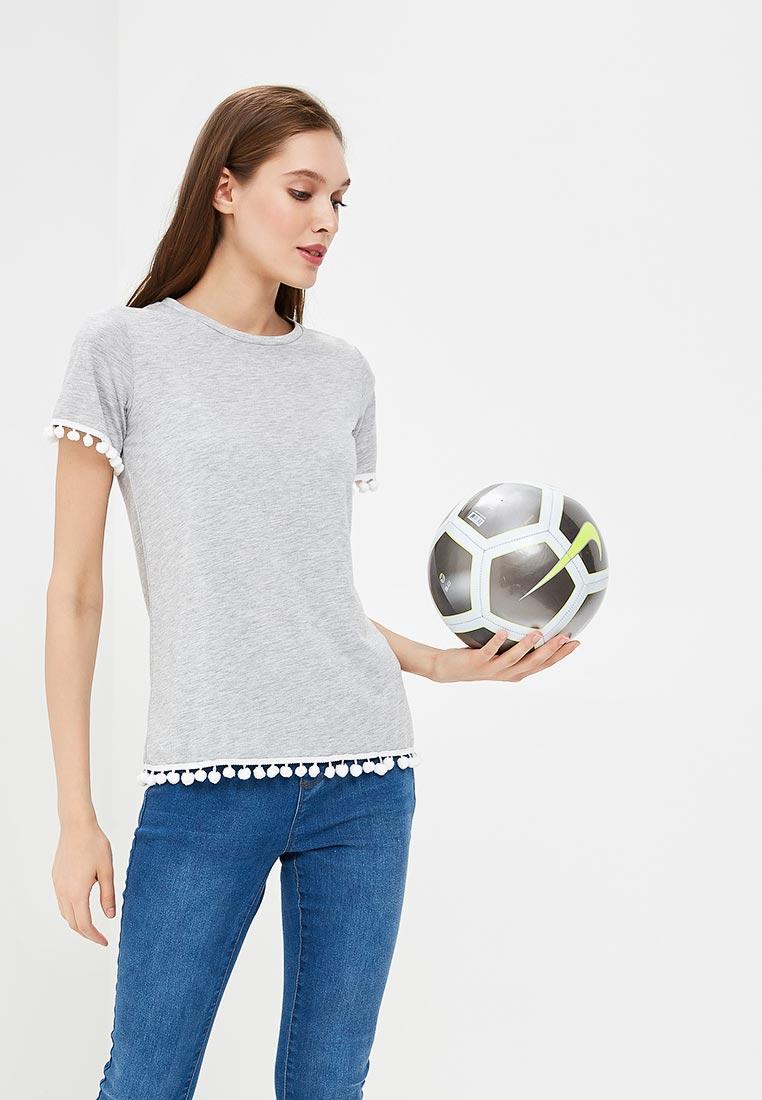 Футболка с коротким рукавом Dorothy Perkins (Дороти Перкинс) 56637927