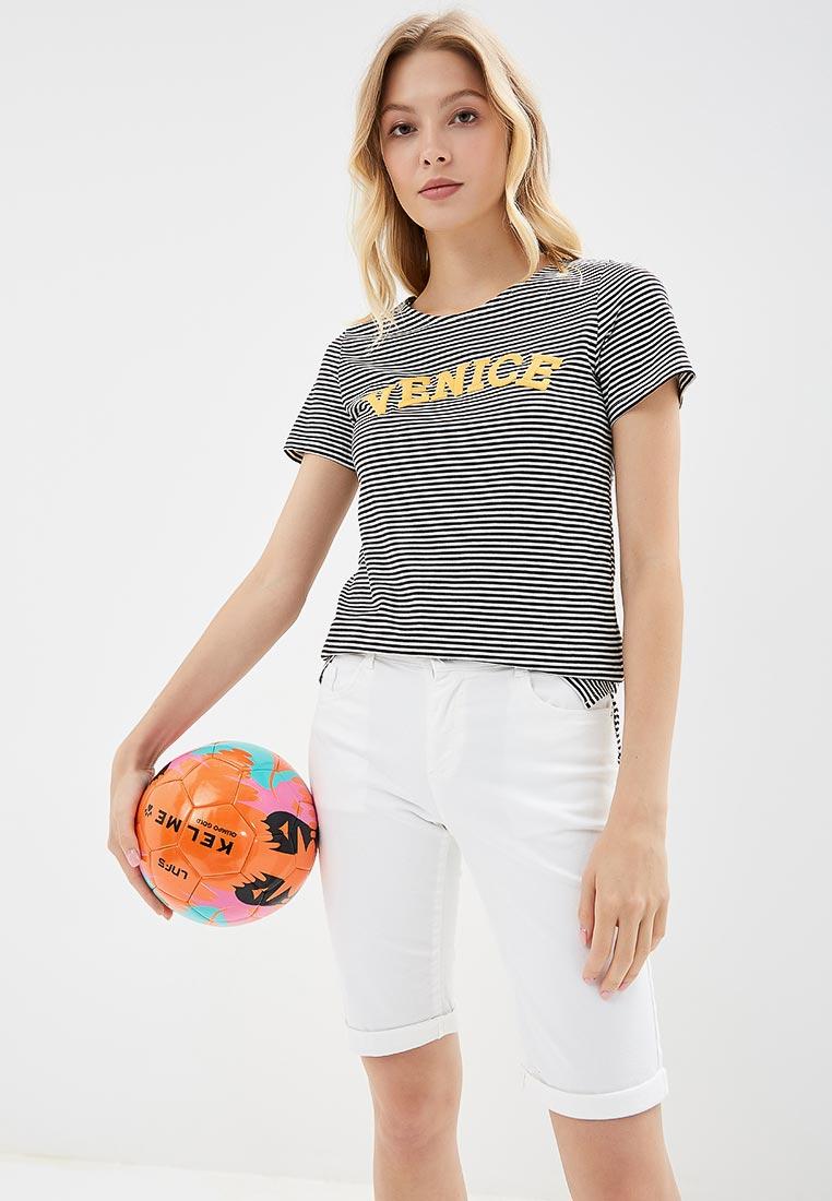 Футболка с коротким рукавом Dorothy Perkins (Дороти Перкинс) 56632210