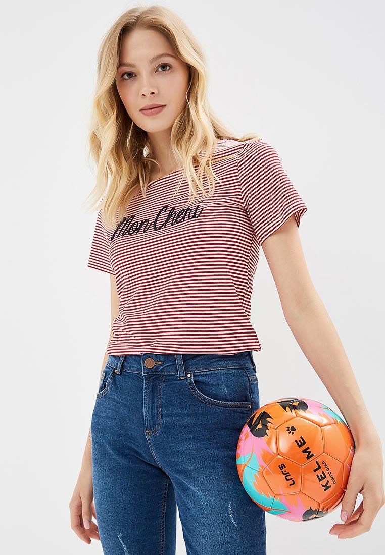 Футболка с коротким рукавом Dorothy Perkins (Дороти Перкинс) 56632226