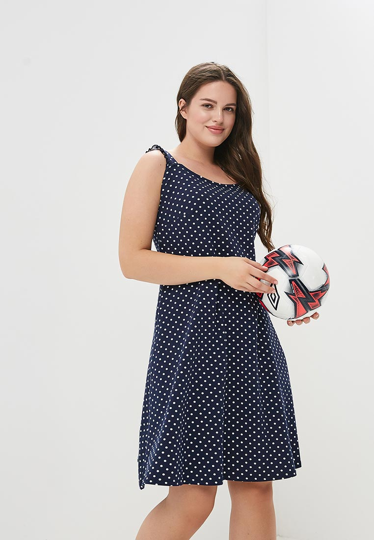 Платье-миди Dorothy Perkins Curve (Дороти Перкинс Курве) 3139423