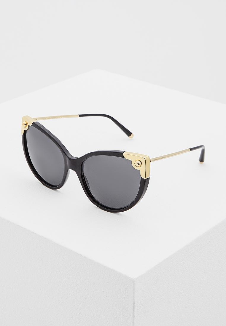 Женские солнцезащитные очки Dolce&Gabbana 0DG4337