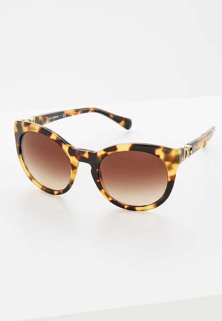 Женские солнцезащитные очки Dolce&Gabbana 0DG4279