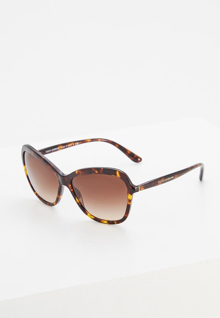 Женские солнцезащитные очки Dolce&Gabbana 0DG4297
