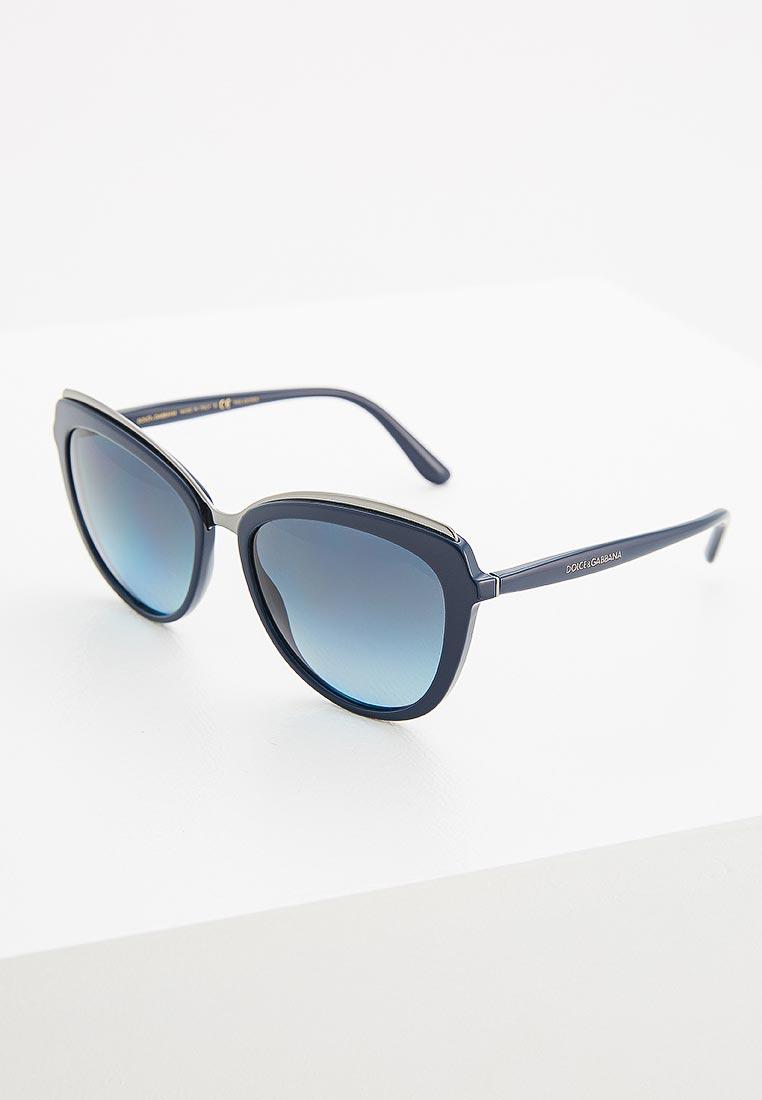 Женские солнцезащитные очки Dolce&Gabbana 0DG4304