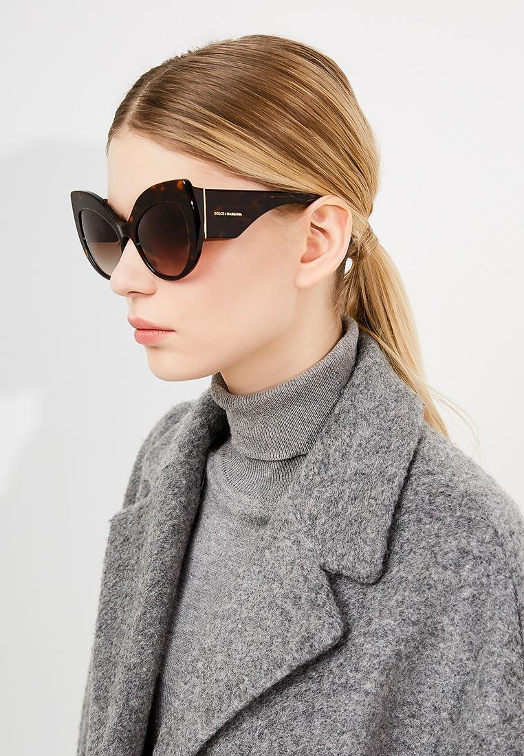 Женские солнцезащитные очки Dolce&Gabbana 0DG4321