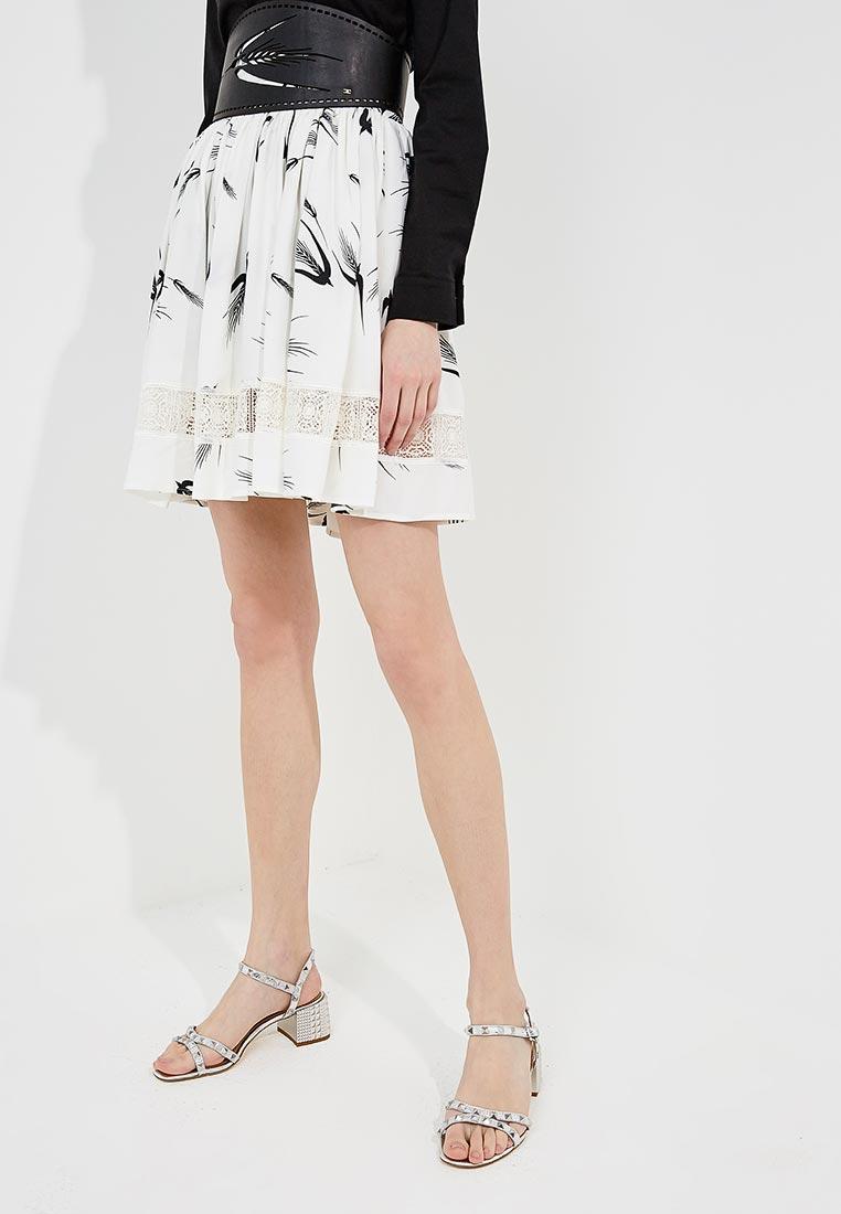 Широкая юбка Elisabetta Franchi GO06782E2