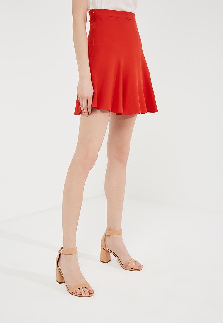 Широкая юбка Elisabetta Franchi GO07682E2
