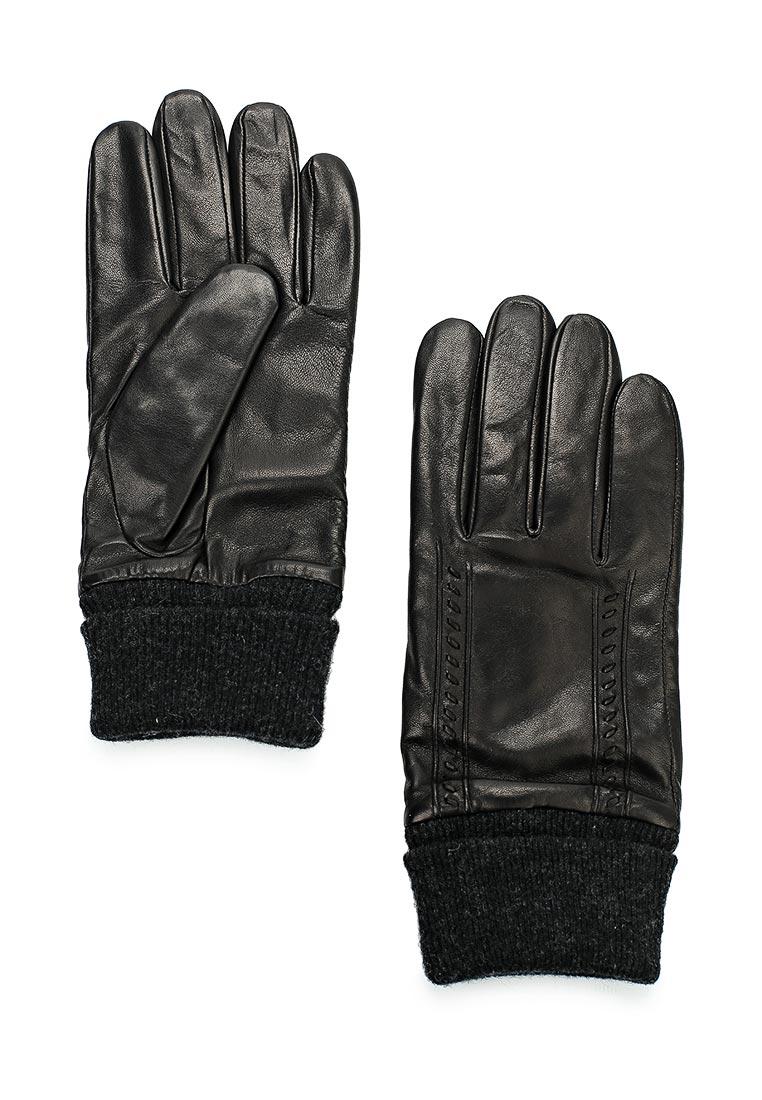 Мужские перчатки Eleganzza IS8038 black