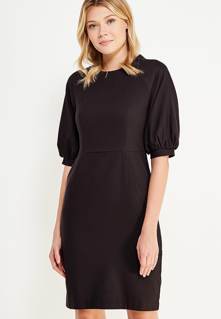 Деловое платье Emka PL-681/ozdoku