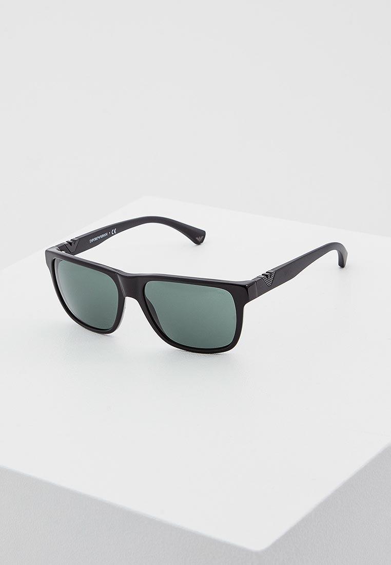 Мужские солнцезащитные очки Emporio Armani 0EA4035