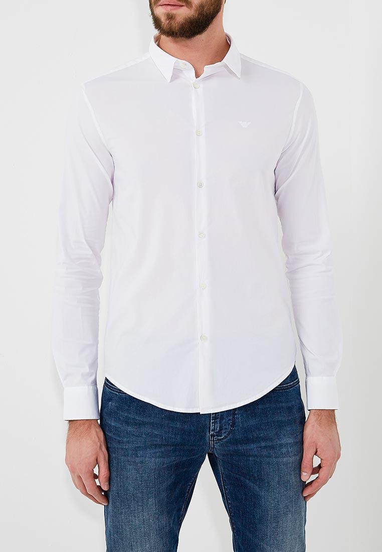 Рубашка с длинным рукавом Emporio Armani 8N1C09 1N06Z