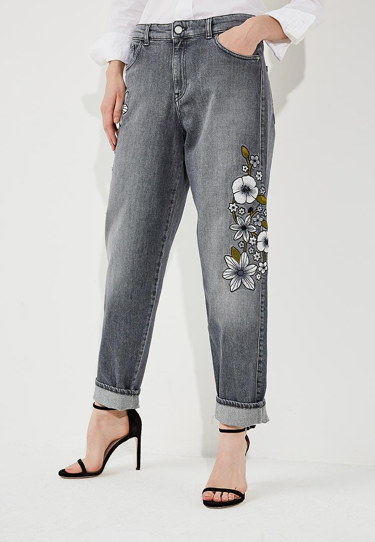Прямые джинсы Emporio Armani 3Z2J90 2D0DZ