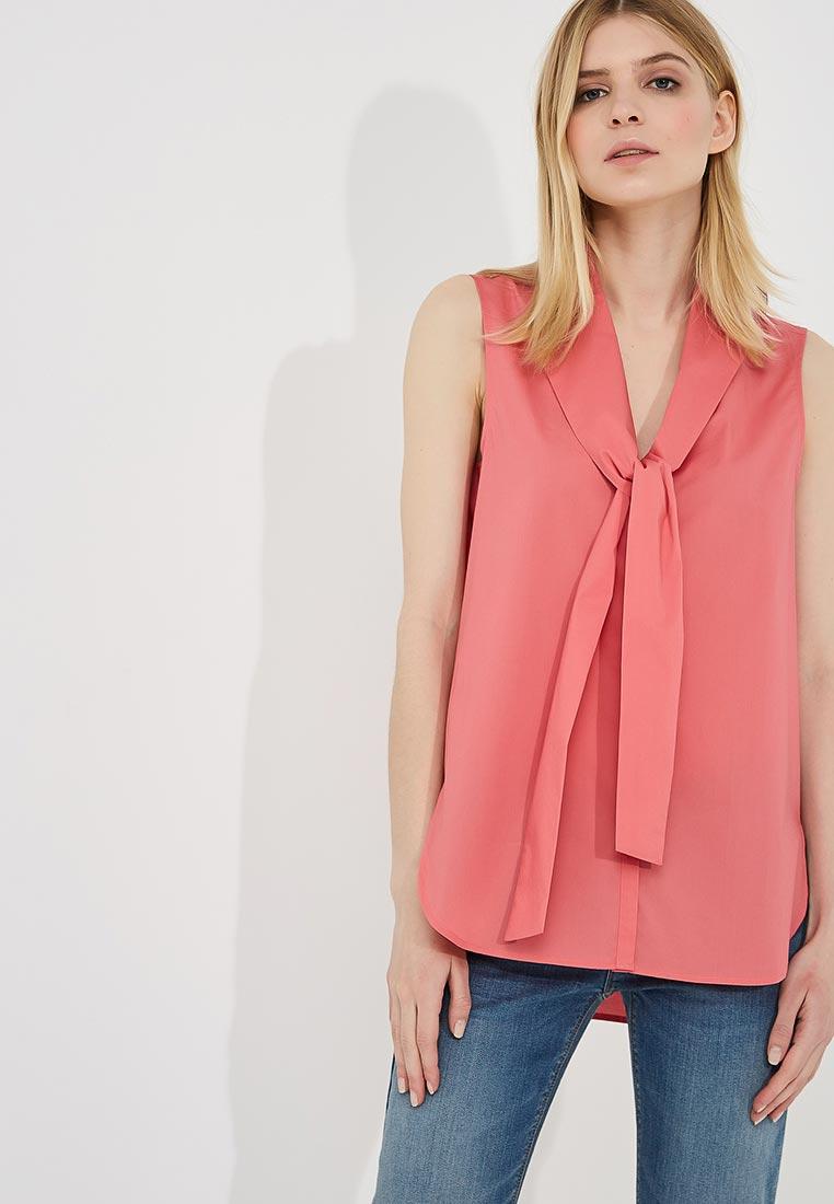 Блуза Emporio Armani WNK44T W9928
