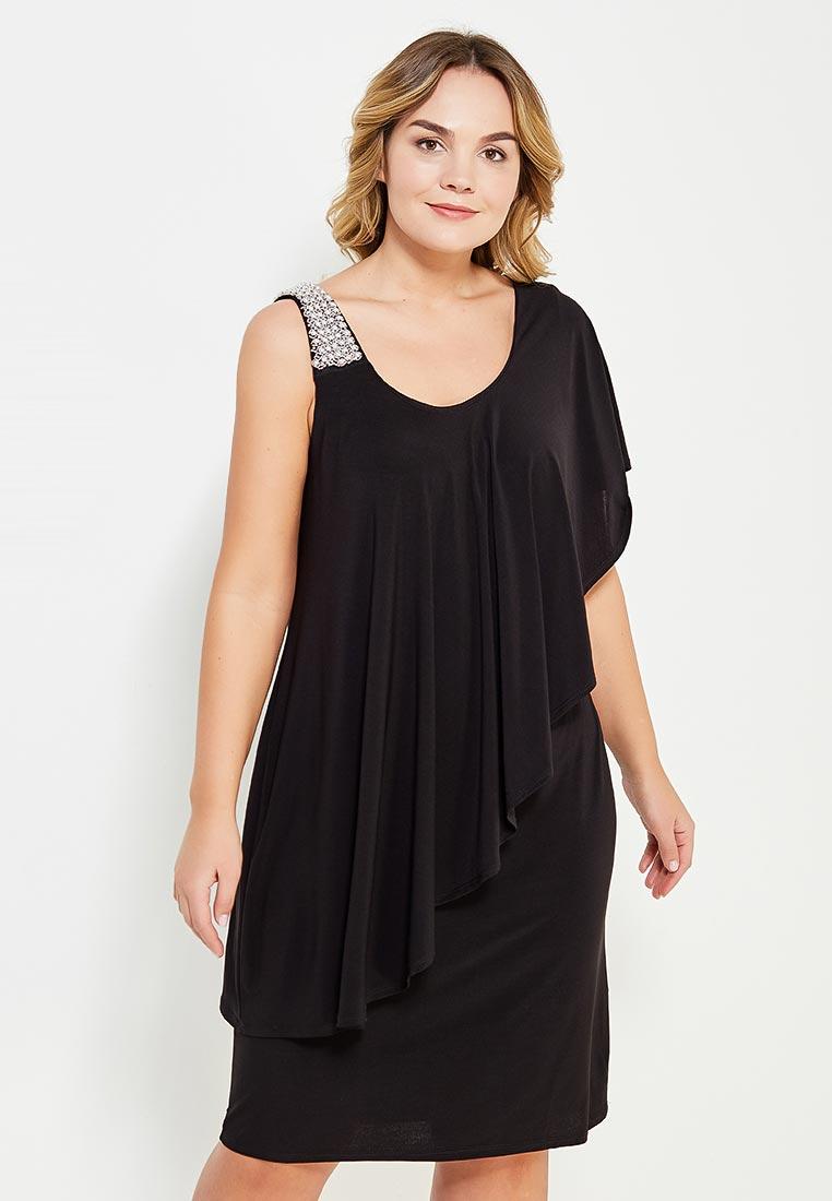 Повседневное платье Evans 04S41YBLK
