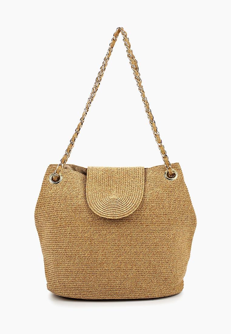 Пляжная сумка Fabretti GB1-1 beige: изображение 5
