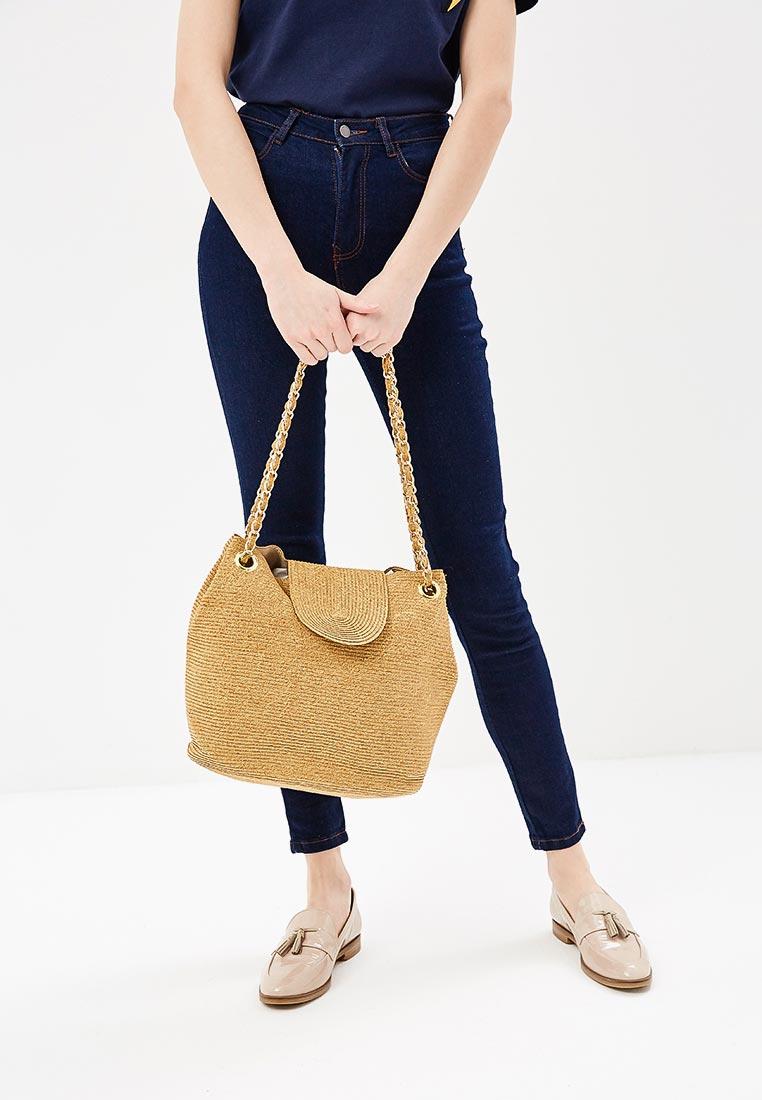 Пляжная сумка Fabretti GB1-1 beige: изображение 8