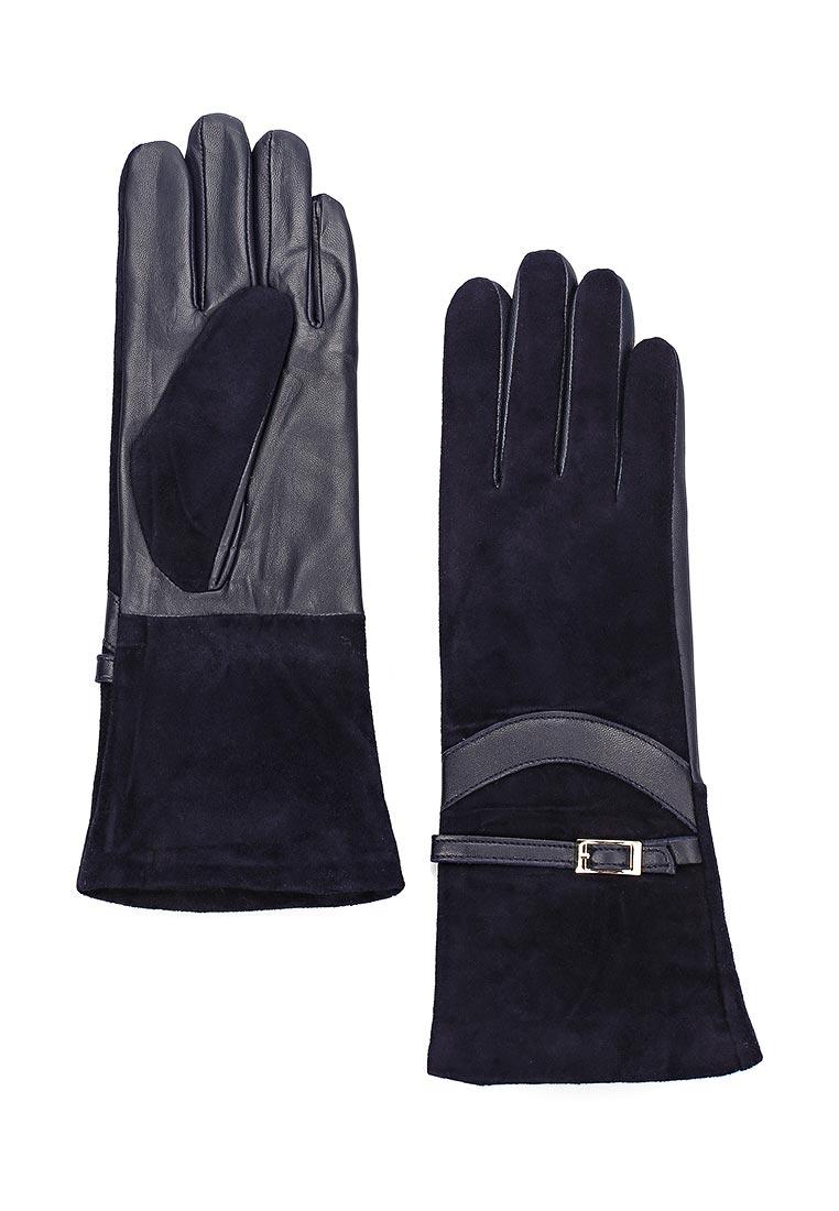Женские перчатки Fabretti (Фабретти) 12.67-12 blue