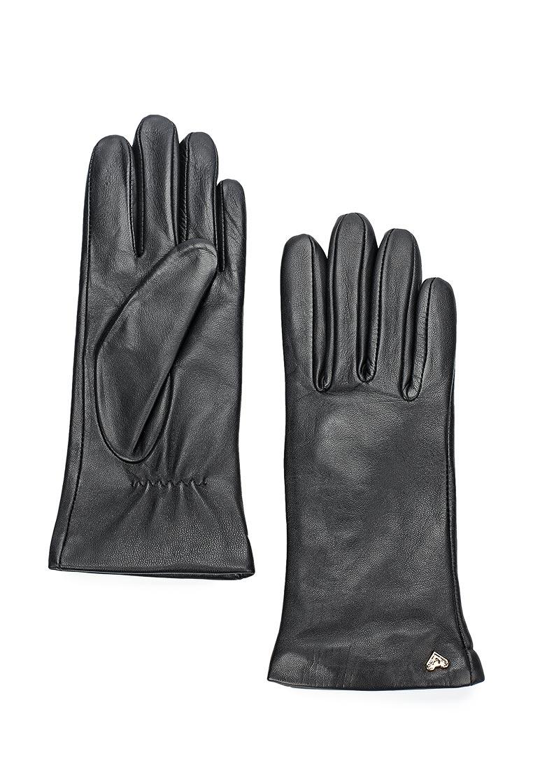 Женские перчатки Fabretti (Фабретти) 12.77-1 black