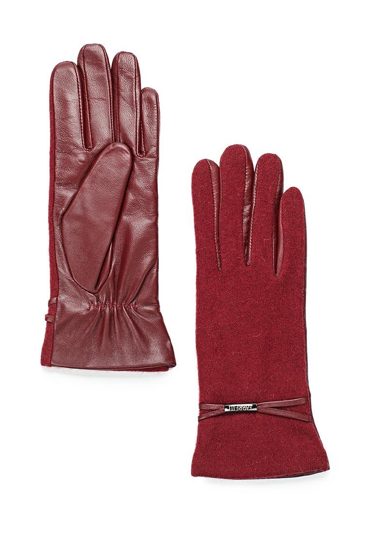 Женские перчатки Fabretti (Фабретти) 33.2-8 bordo