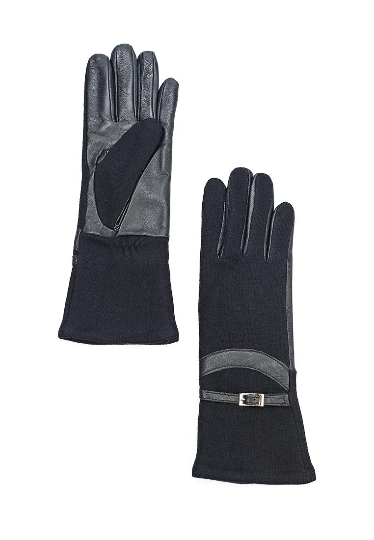 Женские перчатки Fabretti 33.4-1 black