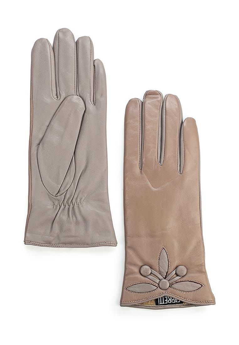 Женские перчатки Fabretti (Фабретти) 9.64-21 antic rose