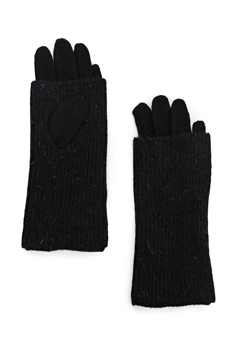 Женские перчатки Fabretti D2017-3-black