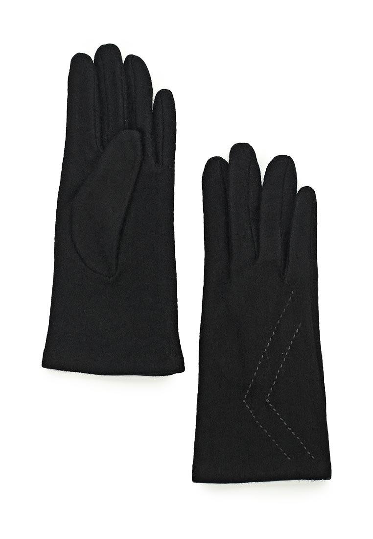 Женские перчатки Fabretti (Фабретти) HB2017-5-black