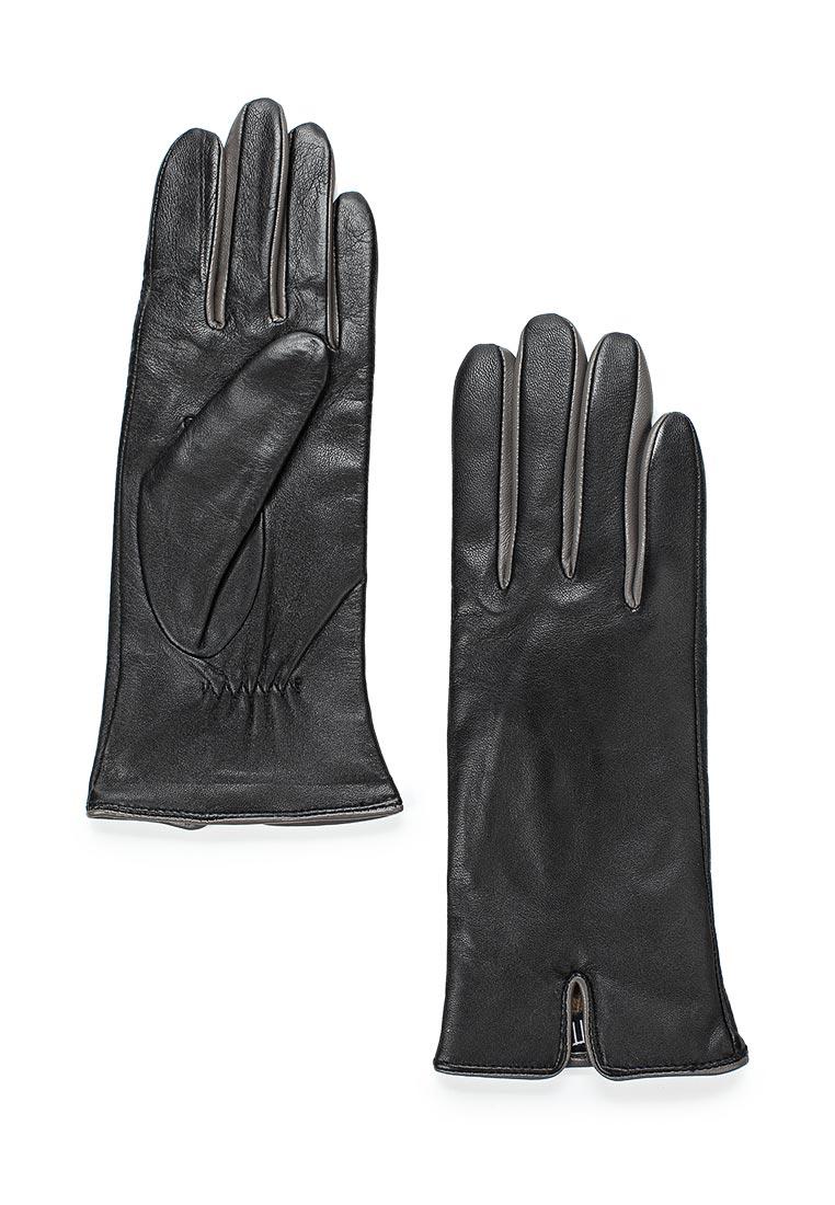 Женские перчатки Fabretti (Фабретти) 12.16-1/9 black