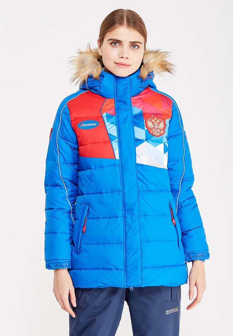 Утепленная куртка Forward W08131G