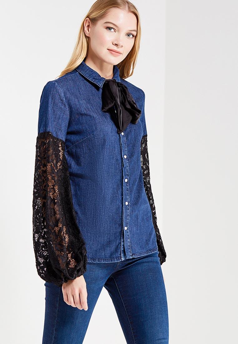 Женские джинсовые рубашки Fornarina BI184581D896OJ