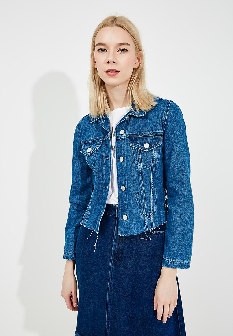 Джинсовая куртка French Connection 75JAP