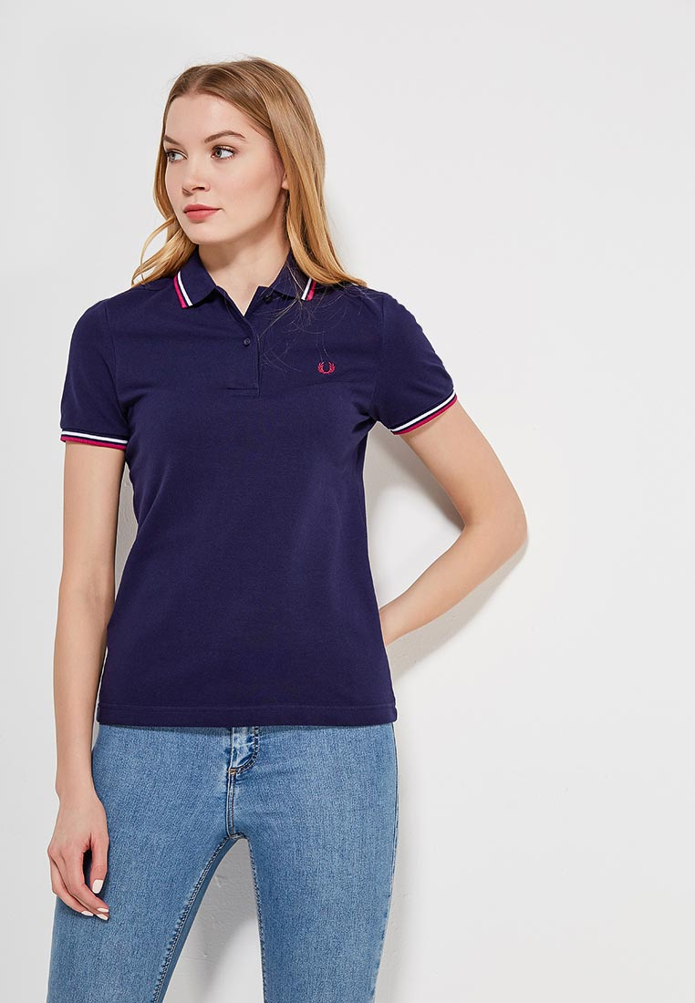 Женские поло Fred Perry G3600