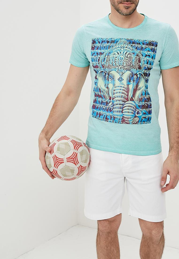 Футболка с коротким рукавом Fresh Brand SGTF1143