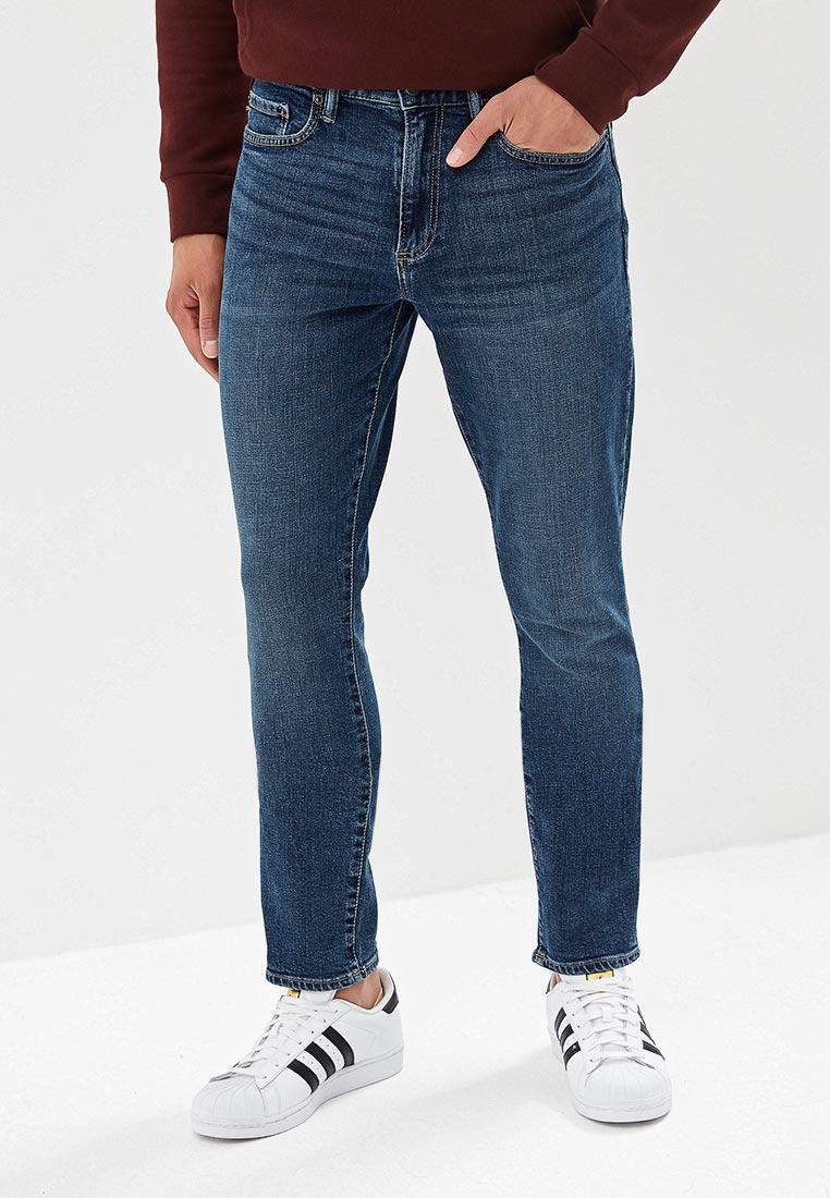 Зауженные джинсы Gap 645167