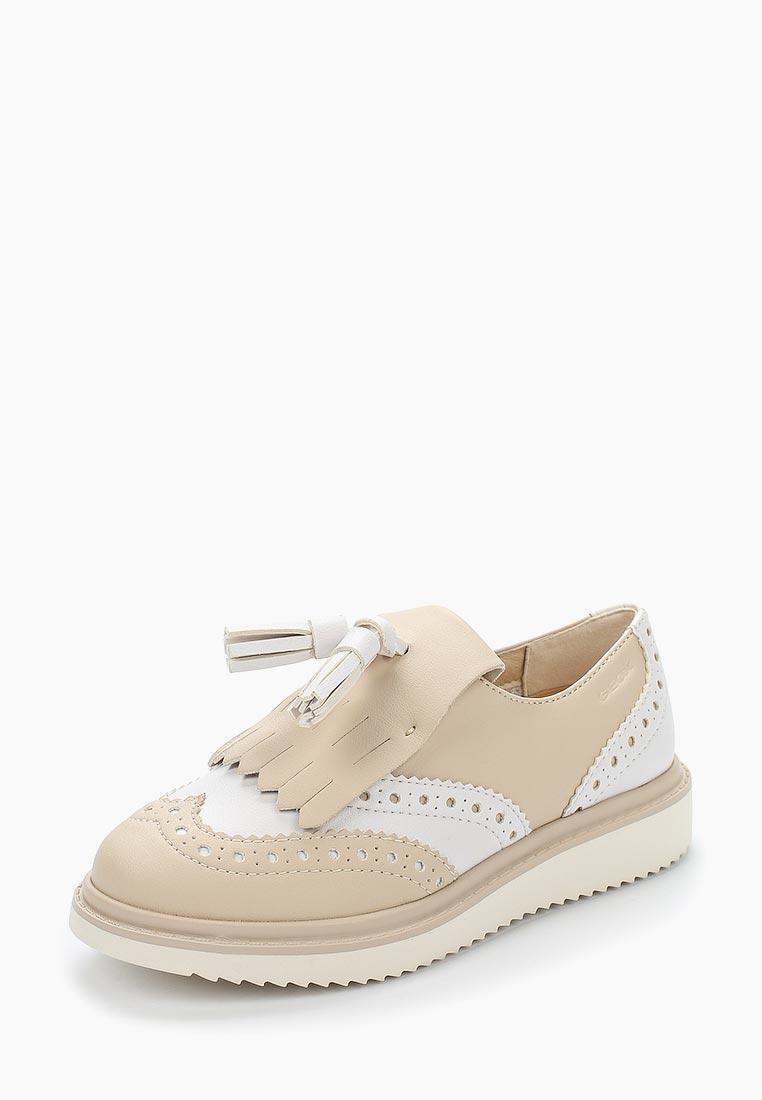 Ботинки для девочек Geox J824FA000BCC0405