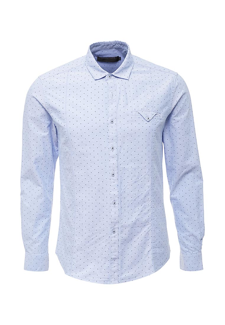 Рубашка с длинным рукавом Gianni Lupo D001-GL095Z
