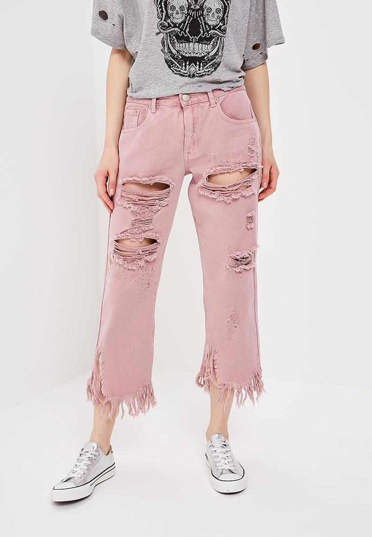 Широкие и расклешенные джинсы GLAMOROUS AC1366A