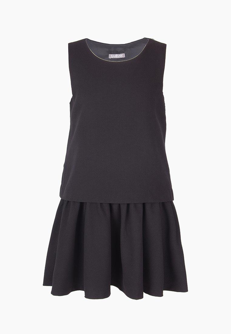 Повседневное платье Gulliver 218GSGC2504