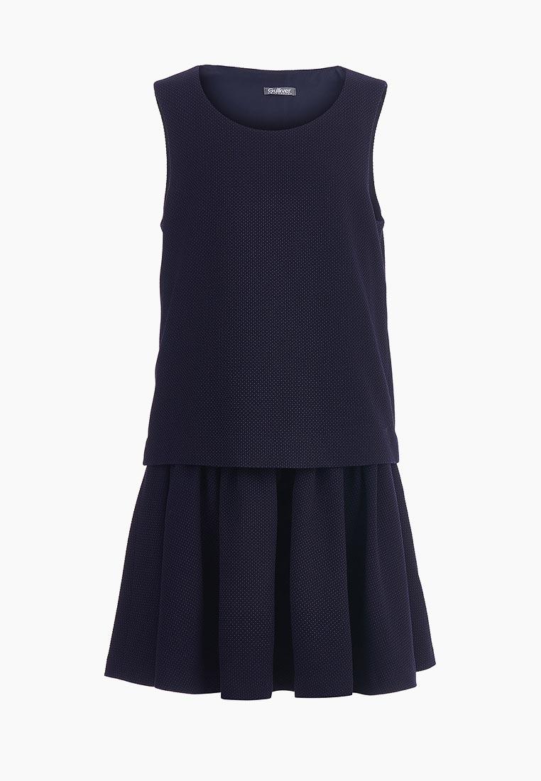 Повседневное платье Gulliver 218GSGC2505