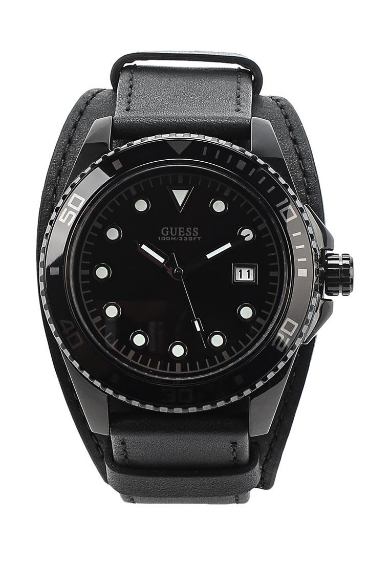 Мужские часы Guess (Гесс) W1051G4