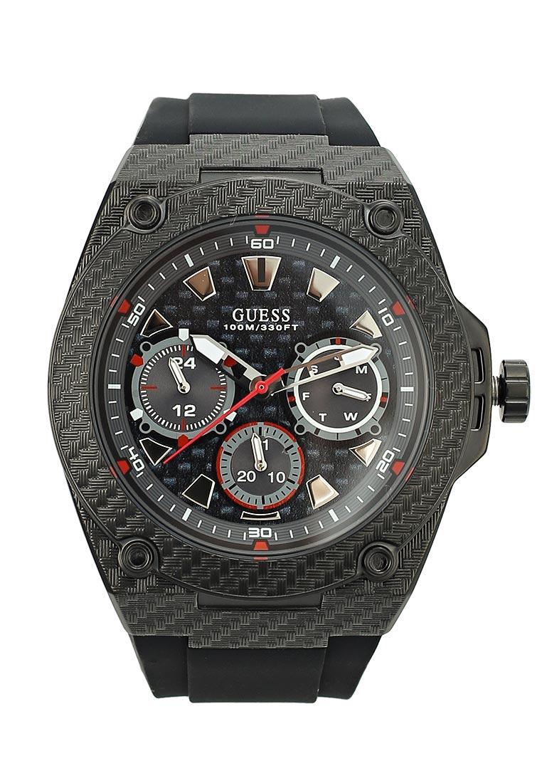 Мужские часы Guess (Гесс) W1048G2