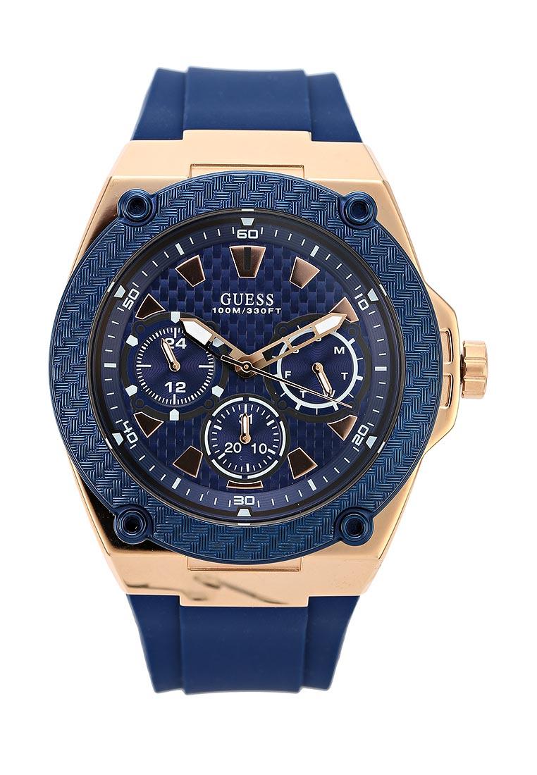 Мужские часы Guess (Гесс) W1049G2