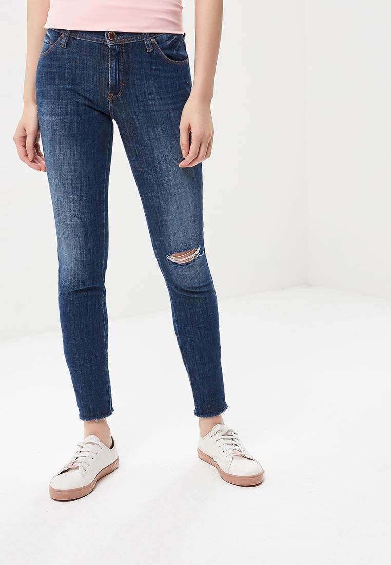 Зауженные джинсы Guess Jeans W81AJ1 D2ZJ0