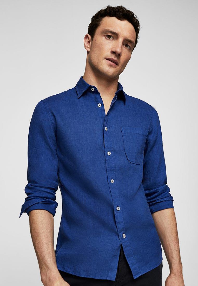 Рубашка с длинным рукавом Mango Man 33040461