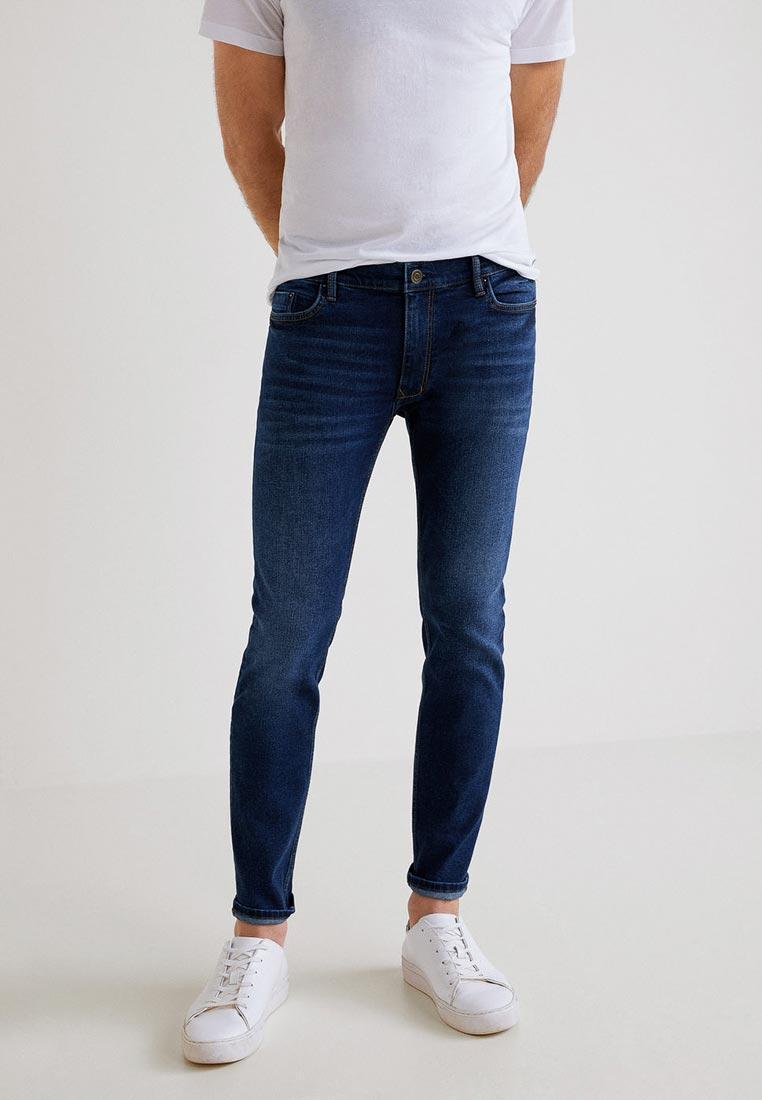 Зауженные джинсы Mango Man 33020576