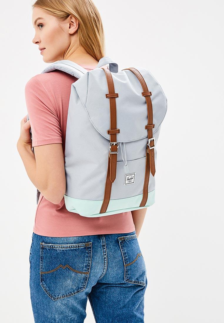 Спортивный рюкзак Herschel Supply Co 10329-01848-OS: изображение 4