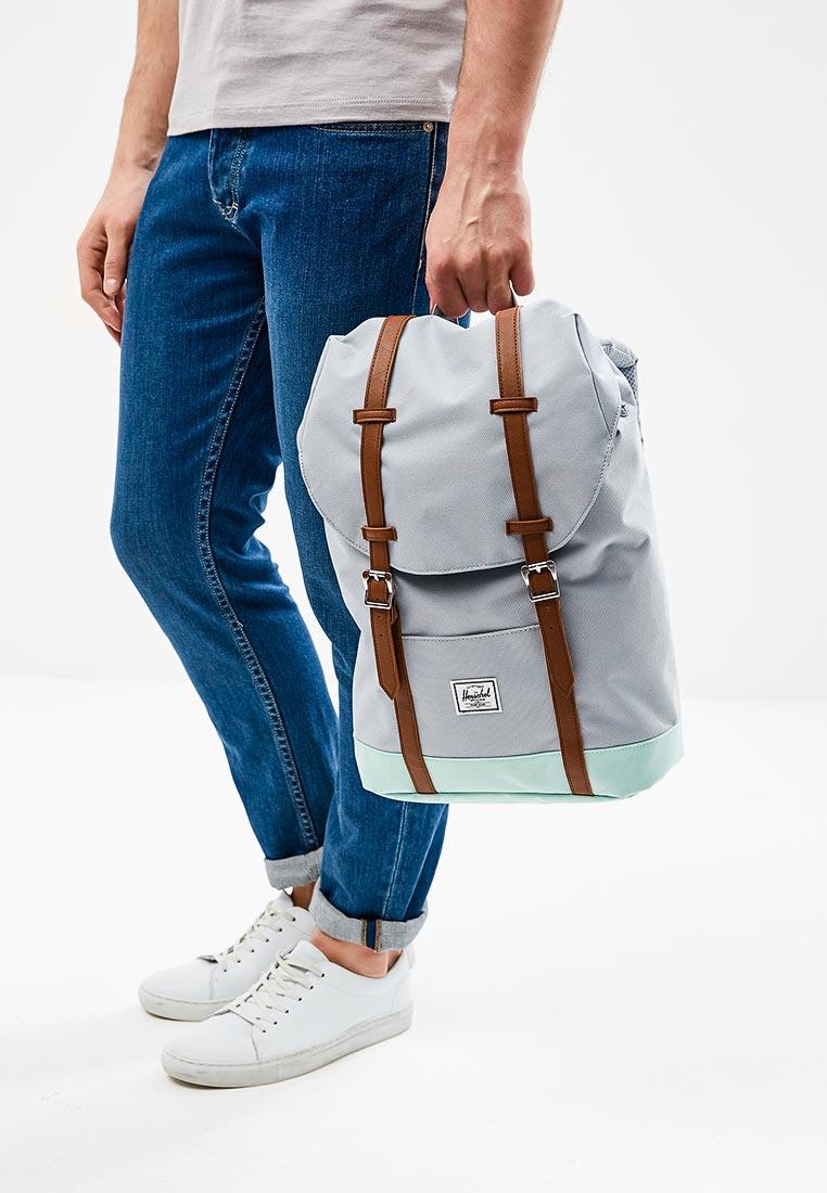Спортивный рюкзак Herschel Supply Co 10329-01848-OS: изображение 5