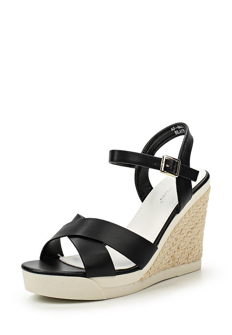 Женские босоножки Ideal Shoes AF-8671