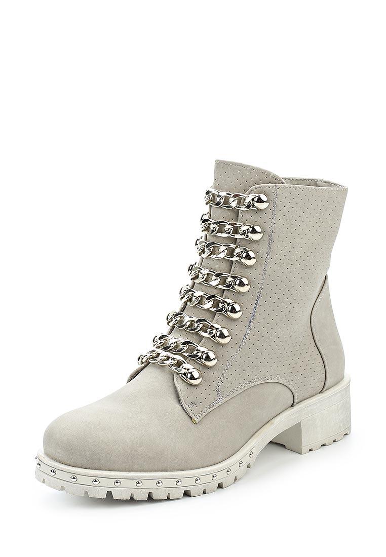 Женские ботинки Ideal Shoes E-4951
