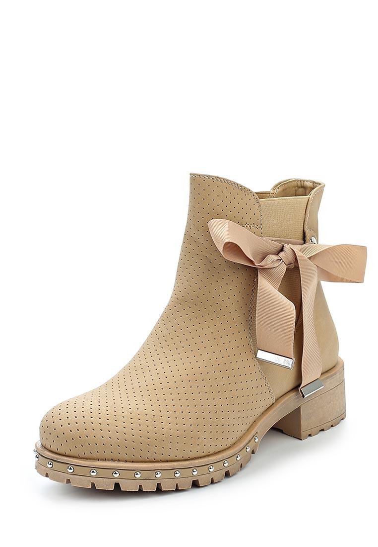 Женские ботинки Ideal Shoes E-4952
